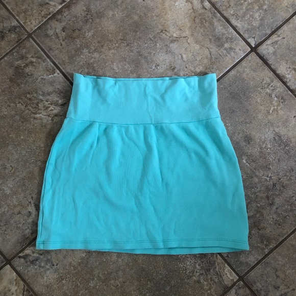 American Apparel Dresses & Skirts - American Apparel Cotton Mini Skirt